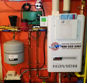Heating systems service in ithaca rochester syracuse ny for What is the most economical heating system