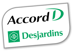Financing now available through AccordD Desjardins