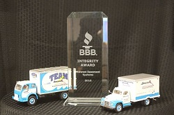 Midwest Basement Systems wins BBB Integrity Award