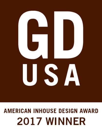 2017 GDUSA Inhouse Design Award
