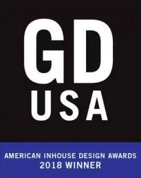 2018 GDUSA Inhouse Design Award