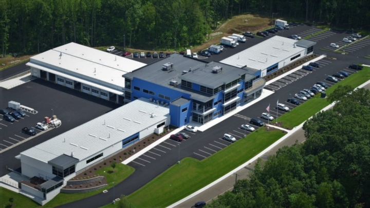 Basement Systems Headquarters in Seymour, CT