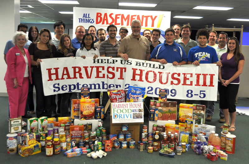 The Valley United Way has begun collecting food for Harvest House IV by holding food drives at local businesses....