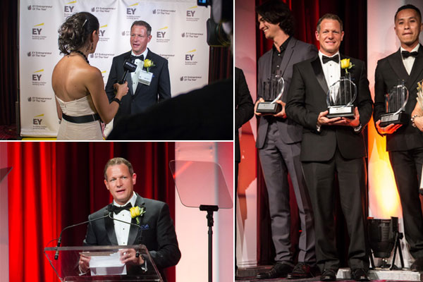 Larry Janesky, CEO and founder of Basement Systems Inc., has been named an Entrepreneur of the Year ...