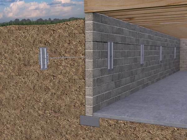 Your home's basement and foundation walls are designed to provide a stable base for the structure that lies above. When...