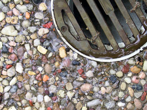 Drains for Houses Built on Sloping Terrain in Western PA, Northern West Virginia, and Eastern Ohio