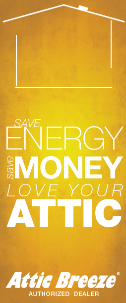 Dr. Energy Saver by STX Efficiency Experts  is proud to offer Attic Breeze products