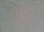 textured paint on ceiling