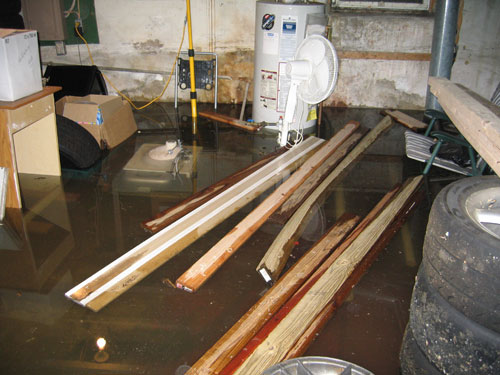The Basics of Basement Waterproofing: The Drainage System
