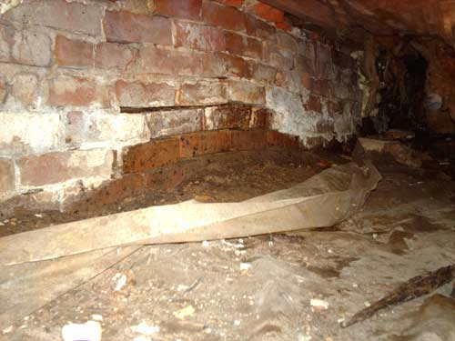 Crawl Space Warning Signs In Ontario Mold Condensation