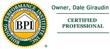 Dr. Energy Saver of Hudson Valley bpi certified