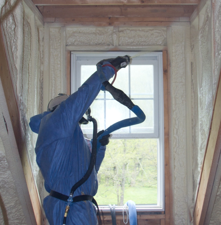Attic & Roof Insulation in New Paltz, Kingston, Albany, & Nearby