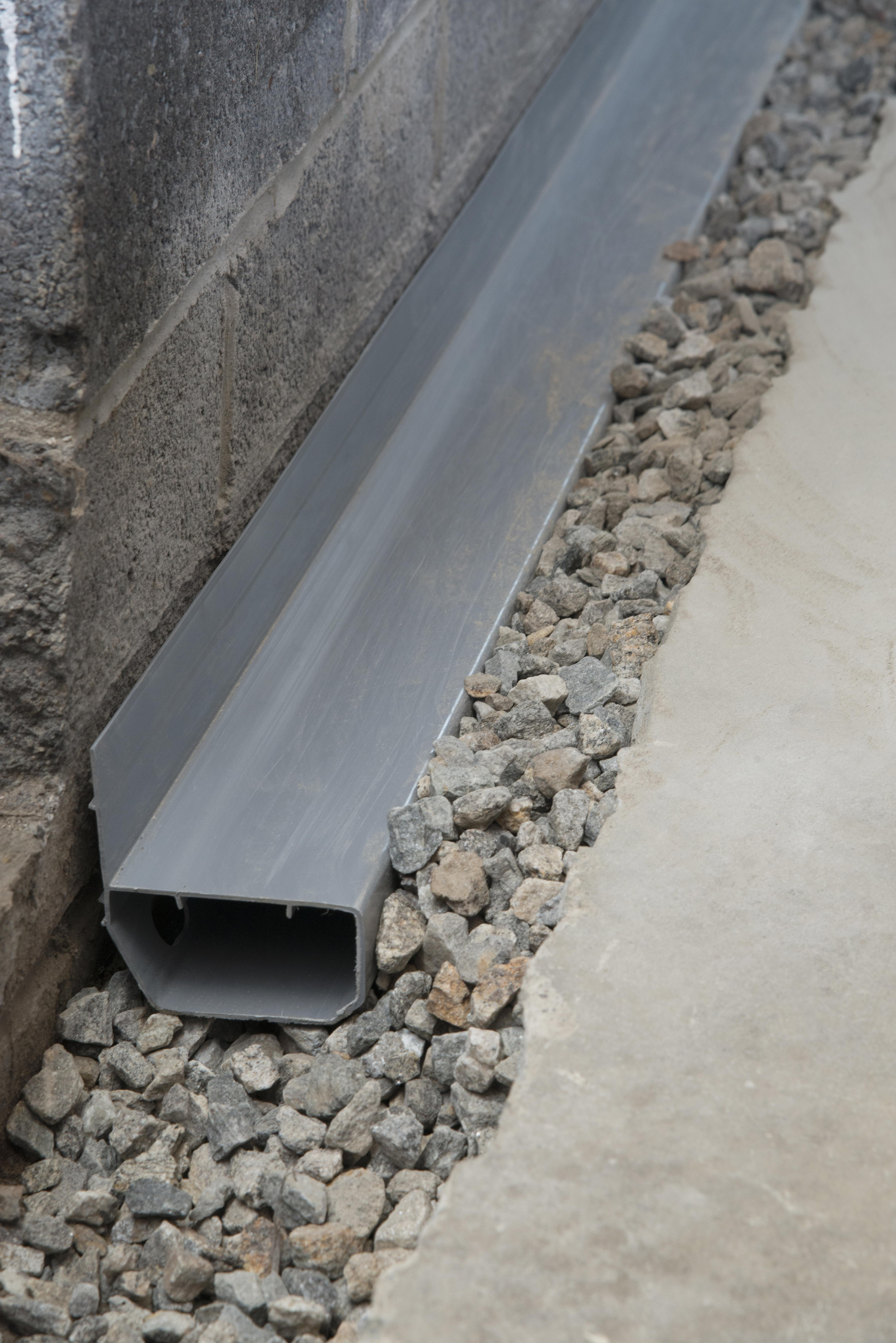 warrantied French Drain Products in Ohio