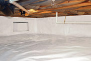 Crawl Space Vapor Barrier System In Greater Columbus