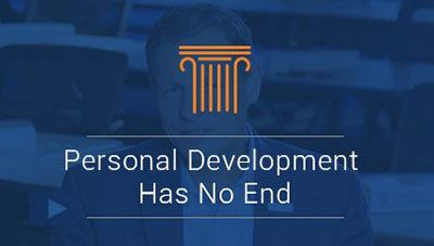 Personal Development Has No End