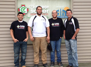 Dr. Energy Saver a division of DH Services Group, Inc. Team