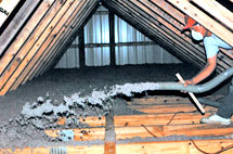 One of the leading causes of energy loss in homes is inadequate insulation....