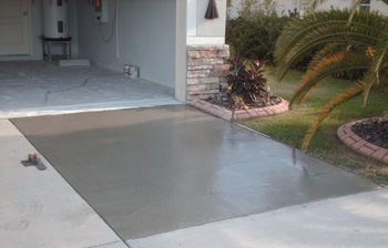 Fresh Concrete Replacement