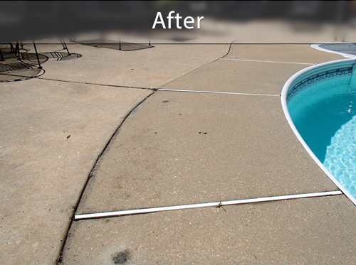 Concrete Pool Deck Repair | PolyLevel®
