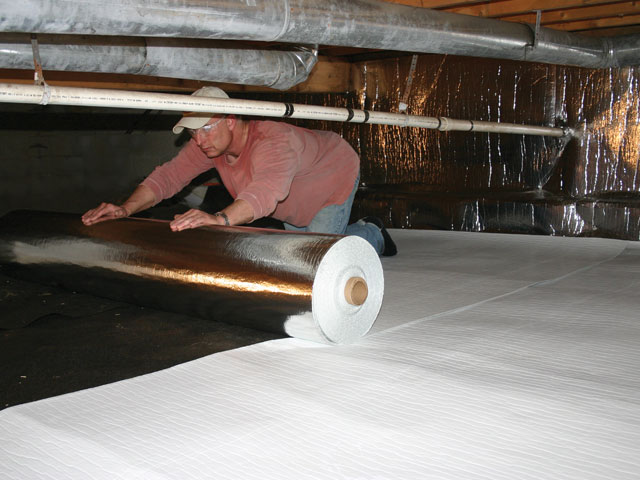 North Carolina Crawl E Encapsulation System And Liner