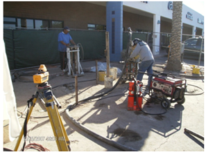 underpinning to stabilize the foundation in arizona