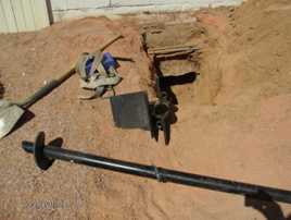 foundation piering process tucson Arizona