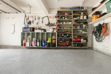 Garage Floor Refinishing
