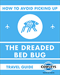 How to Avoid Picking up the Dreaded Bed Bug, Travel Guide E-Book