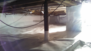 Crawl Space Encapsulation in Trenton, Toms River, Edison, Brick