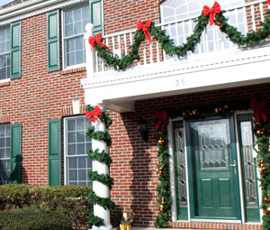 Christmas Decor By Cowleys Christmas Decoration In New Jersey