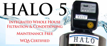 HALO 5 Whole-House Water Filtration & Conditioning System
