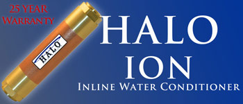 HALO ION Inline Water Conditioner