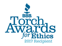 BBB Torch Awards Finalist