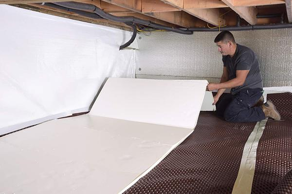 Crawl Space Insulation Services