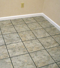Basement Flooring in Farmington, NM