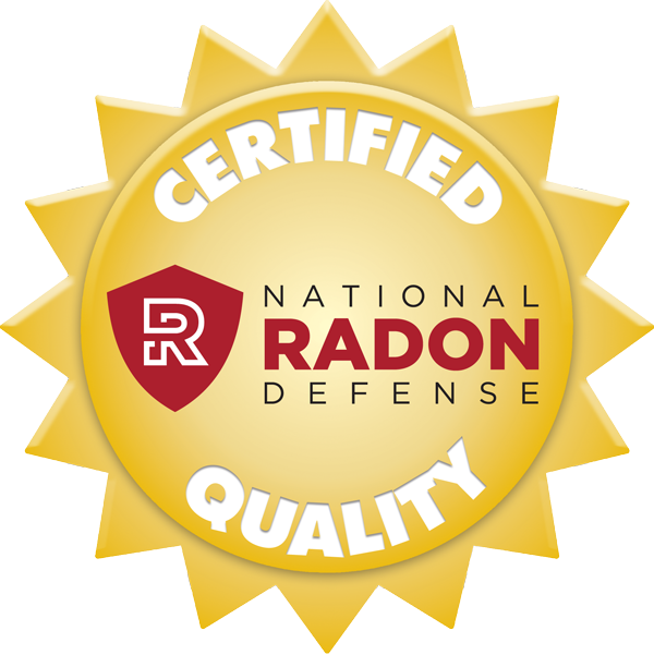 National Radon Defense Certified Dealer