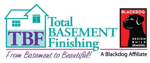 Total Basement Finishing, A Blackdog Affiliate