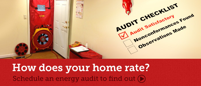 Home Energy Audits in Greater Detroit