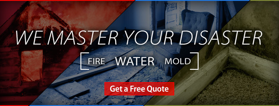 Fire, Water, Mold Restoration in Greater Birmingham