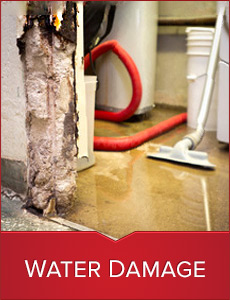 Water Damage in Greater Los Angeles County
