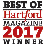 Best of Hartford Magazine 2017 Winner