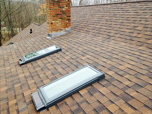 skylight installation in Central and Eastern Connecticut