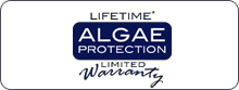 Lifetime Algae Protection from PIC Home Pros