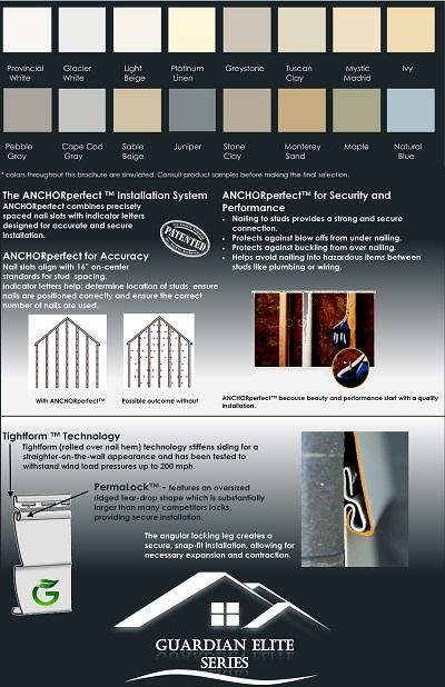 siding brochure large