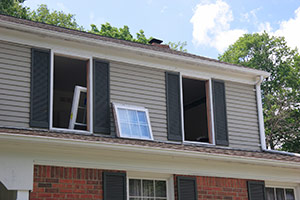 Replacing the Windows in a Canandaigua, NY