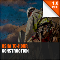 OSHA 10-Hour Construction Course