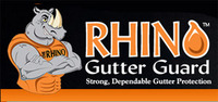 RHINO Gutter Guards
