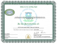 EPA Lead-Safe Certified Business Certification