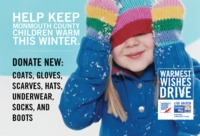 United Way's Warmest Wishes Drive