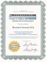 Foundation Supportworks Authorized Dealer